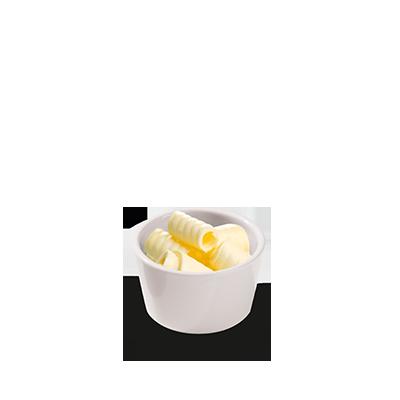 Die leckeren Maiskolben von KFC schmecken noch intensiver, wenn Du etwas Butter darübergibst.