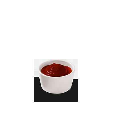La salsa per chi ama il gusto piccante e intenso. Sta a te decidere se vuoi un 2Hot4You. .