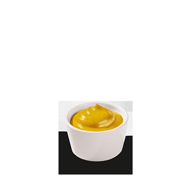 Der Creamy Curry Dip von KFC gibt Deinen Hähnchenspezialitäten eine besonders würzige Note.