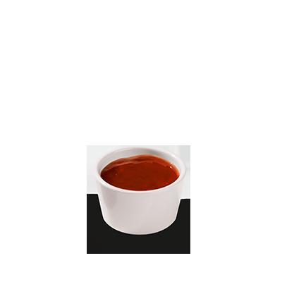 <p>Wie Du Dir Deine Pommes frites schmecken lässt, ist bei KFC einzig und allein Deine Entscheidung. Vielleicht mit herrlich tomatigem Ketchup?</p>
