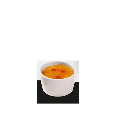 Possiamo servirti in qualsiasi momento la nostra salsa agrodolce Sweet Imperial.